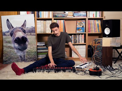 The Great Gig In The Sky | Theremin, Continuum & Vintage Synthesizer