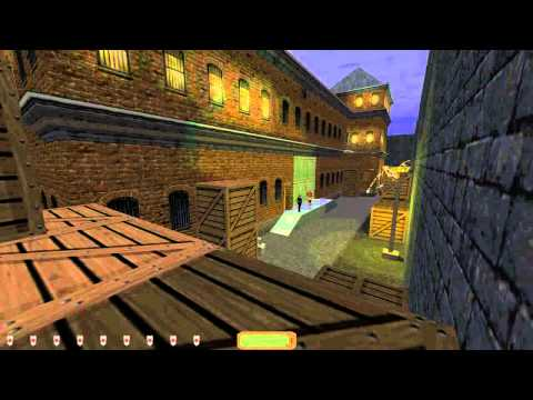 Let's Play Thief 2 - Osa 2: Shipping ... and Receiving (1/2) - Finnish Commentary - [HD]