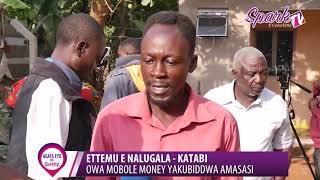 Owa Mobile Money akubiddwa amasasi nafiirawo e Nalugala
