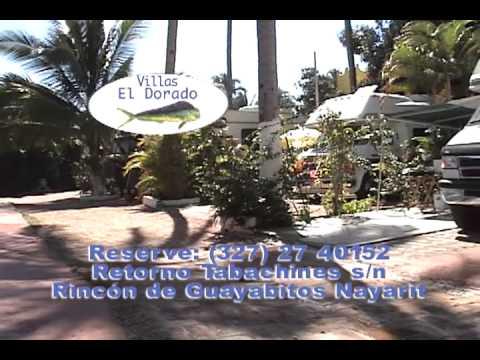 Villas el dorado youtube for Villas steffany guayabitos
