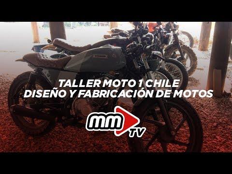 """Taller """"Moto 1 Chile"""" - Diseño y Fabricación de Motocicletas."""
