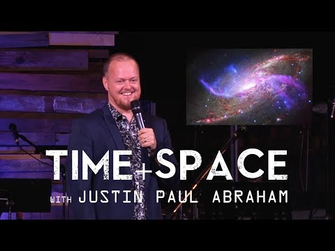 Time + Space with Justin Paul Abraham
