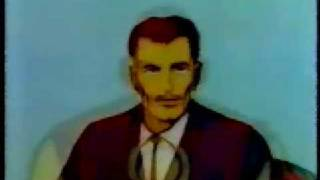 IRON MAN Cartoon Intro
