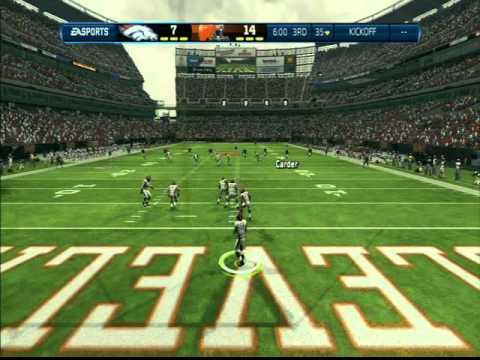Browns vs Broncos USFL Season X