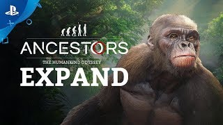 Ancestors: The Humankind Odyssey | 101 Trailer: Expand | PS4