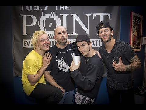 NEW POLITICS -  Harlem (live on 105.7 The Point)