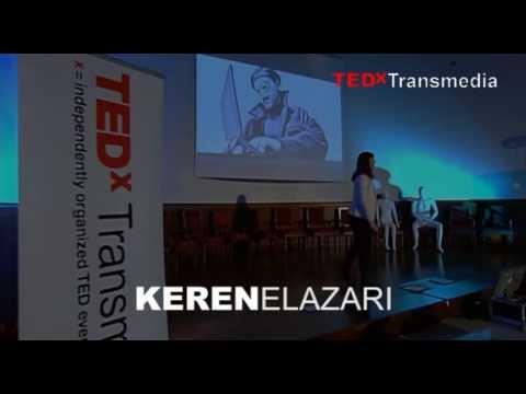 Heroes & anti-heroes: Keren Elazari at TEDxTransmedia 2013