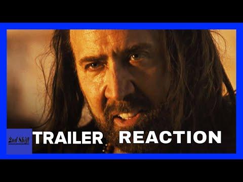 Jiu Jitsu Trailer #1 (2020) – (Trailer Reaction) The Second Shift Review