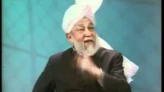 Liqa Ma'al Arab #100 Question/Answer English/Arabic by Hadrat Mirza Tahir Ahmad(rh), Islam Ahmadiyya