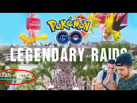 OFFICIAL POKEMON GO LEGENDARY TRAILER BREAKDOWN! MEWTWO, LUGIA, HO-OH & MORE CONFIRMED! - POKEMON GO