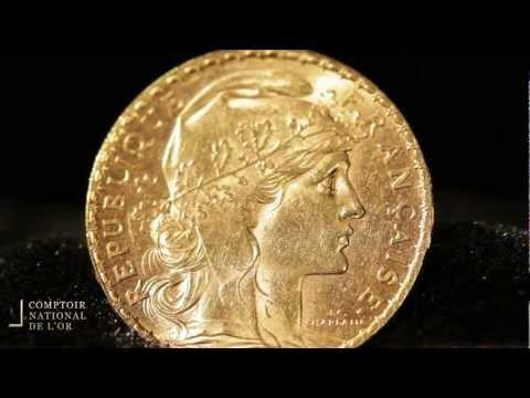 """Pièce Napoléon 20 Francs en Or """"Louis Or"""" - Comptoir National de l'Or (Gold.fr)"""