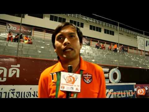 SINGHPHANAKON ON TV 60: 22/10/14 Singhtarua F.C. 1-3 BEC-Tero Sasana F.C.