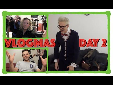 Vlogmas Day 2 - Dear Harry/Dougie