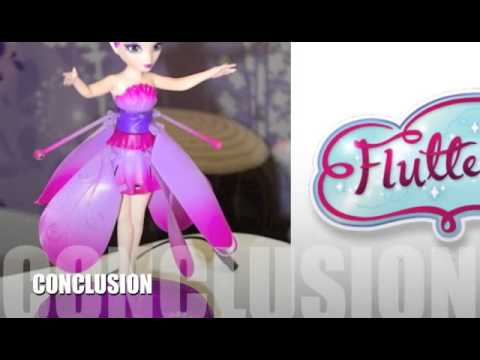 Flutterbye Flying Fairies 2013 Hot Girls Toys Review