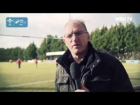 SSE SWALEC Cup: Bedwas v Cardiff Met| WRU TV