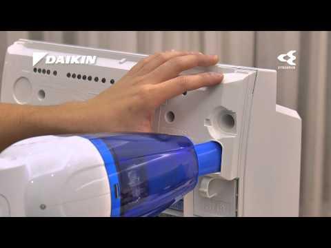 大金(Daikin) MC70LBFVM 電光二極能空氣潔淨機 相關視頻