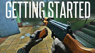 GETTING STARTED IN THE NEW WIPE! - Escape From Tarkov AK-74 Gameplay