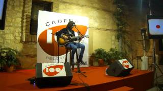 Cadena 100 Segovia (102.1 FM). Manu Carrasco y La Musicalité ( La Floresta) 30/11/2011 (7)