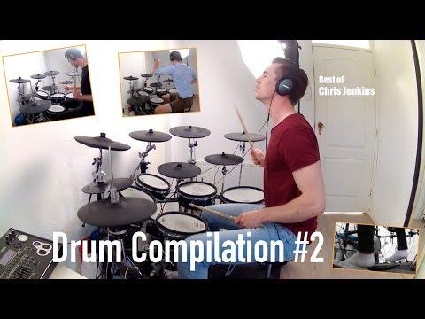 Drum Compilation ep. #2 | Chris Jenkins