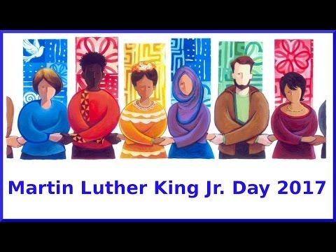 Martin Luther King Jr. Day 2017 Google Doodle | QPT