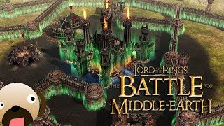 Lord of the Rings Real Time Strategy - Battle for Middle Earth 2 Rise of the Witch King