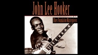 John Lee Hooker Boom Boom 1961 Digitally Remastered