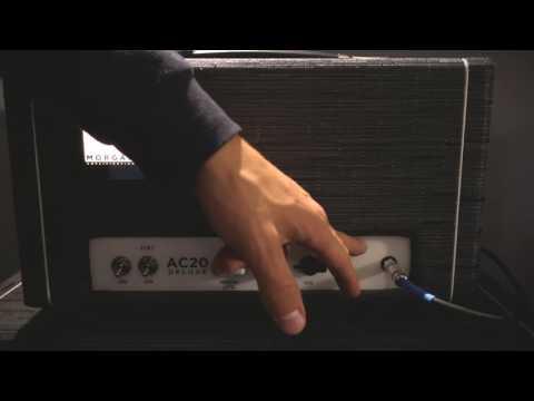 Morgan AC20 Deluxe Amplifier Walk-through | Worship Guitar Magazine