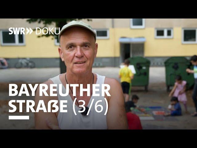 Als Streetworker im Einsatz    Bayreuther Straße (3/6)   SWR Doku