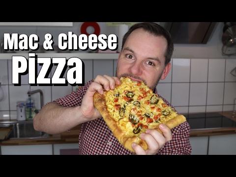 XTREME MAC & CHEESE PIZZA | Florian Mennen