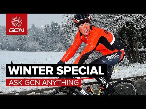Cycling In Winter - Special Edition | Ask GCN Anything