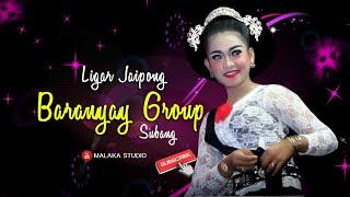 Gambar cover Jaipongan BARANYAY GROUP SUBANG. lagu : kulu - kulu sadunya. Live jonggol. 2018.