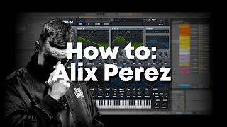 How to make Dubstep like Alix Perez | Ableton Live