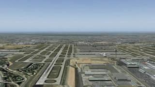 Atlanta Intl. Airport - an FS2004 movie
