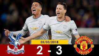 Cry vs MU (2-3) All Goals & Highlights 5/3/2018