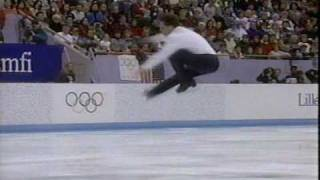 Kurt Browning 1994 Olympics LP Casablanca  (no commentary) thumbnail
