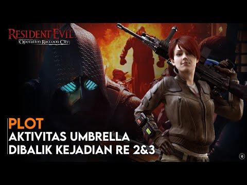 Seluruh Alur Cerita Resident Evil Operation Raccoon City - Plot RE ORC (Capcom)