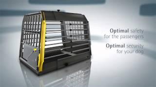 Kleinmetall Variocage Dog Cage & Transport Box For Dog Travel