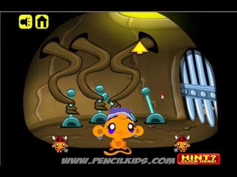 Игра Счастливая обезьянка сказки прохождение Monkey GO Happy Tales walkthrough