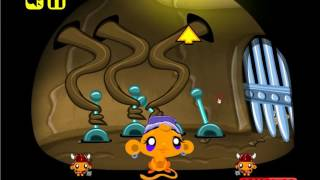 monkey GO Happy Tales. Walkthrough / Счастливая обезьянка. Сказки 1.  Прохождение