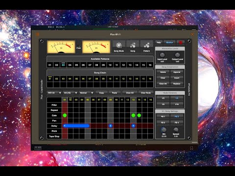 FLUX - Liquid Audio - by 4Pockets - iPad Live