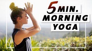 Yoga Sonnengruss Morgenroutine | 5 Minuten für jeden Tag