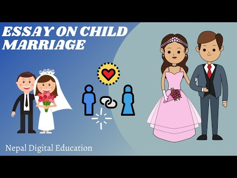 Essay On Child Marriage Essay On Early Marriage  Youtube Essay On Child Marriage Essay On Early Marriage