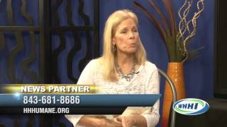 TALK OF THE TOWN | Franny Gerthoffer, HH Humane | 10-6-2015 | Only on WHHI-TV