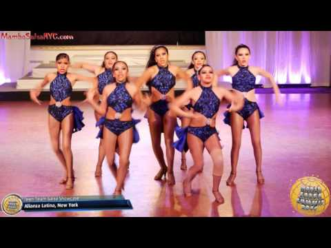 WSS16 Feb6. Junior Open Salsa Cabaret   Teen Team Salsa   Junior Team Salsa Showcase Showcase