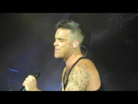 Robbie Williams Tbilisi Georgia - Love Supreme