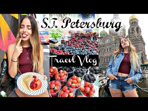 Russia Travel Vlog // Russian Balet + Vegan Blinchiki!