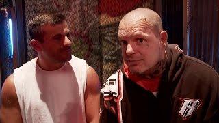 Commentators of Lucha Underground: Matt Striker & Vampiro