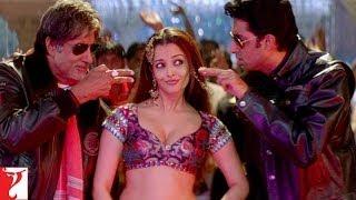 Song Promo   Kajra Re   Bunty Aur Babli   Amitabh Bachchan   Abhishek Bachchan   Aishwarya Rai