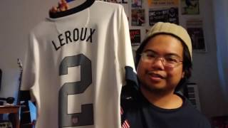 My USWNT jersey collection feb 2017