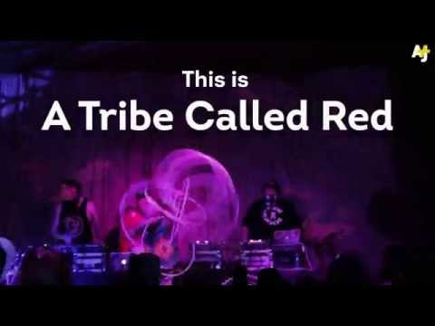 A Tribe Called Red:  Indigenous Electronic Music